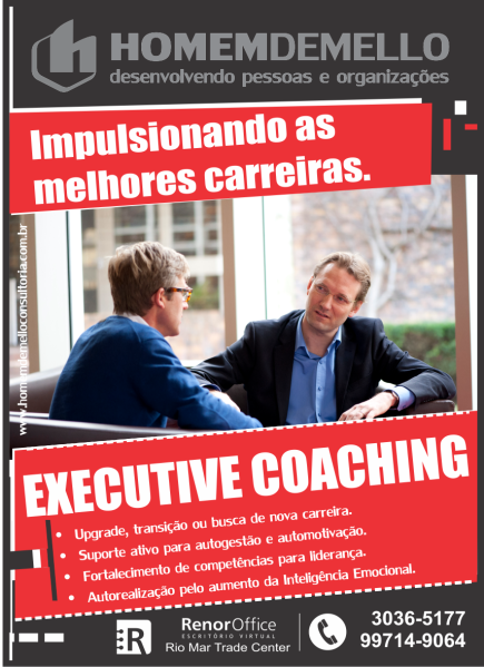 executive coaching homem de mello